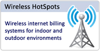 Wireless Internet HotSpots